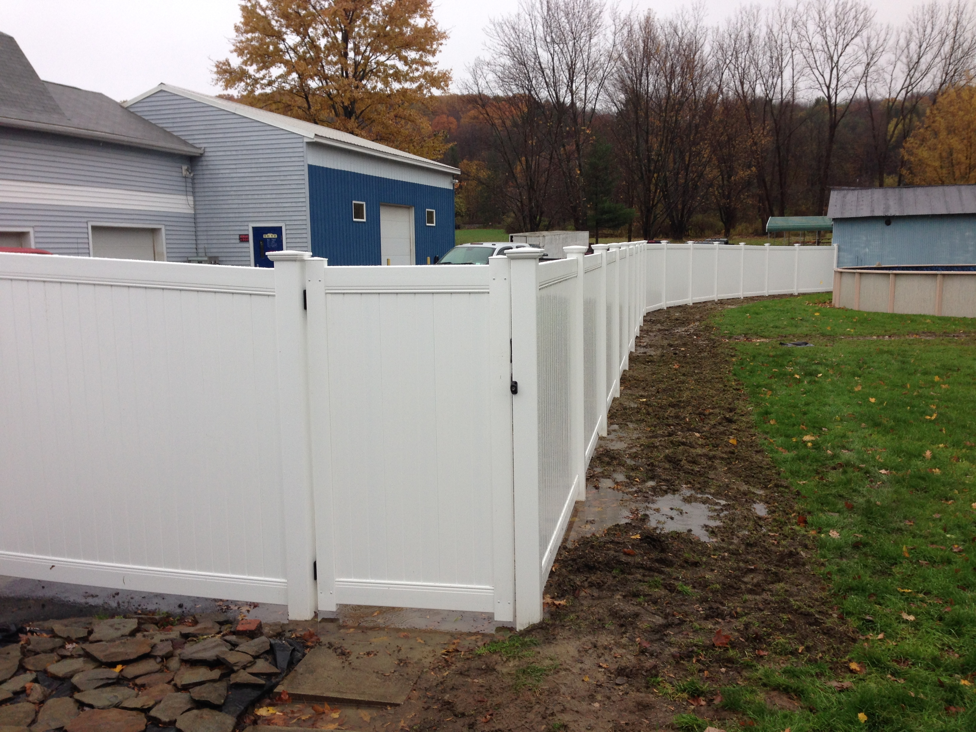 Gallery Sadler Fence And Staining Llc