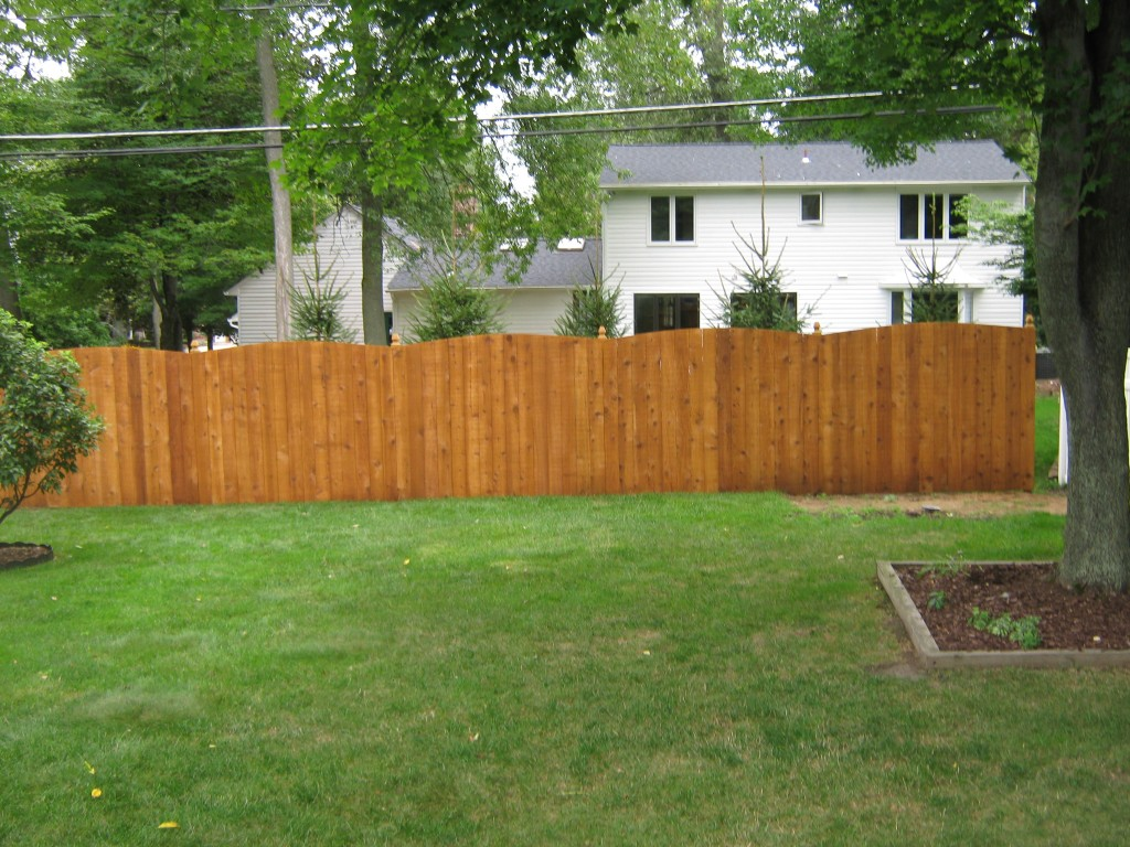 Red Cedar Sadler Fence And Staining Llc