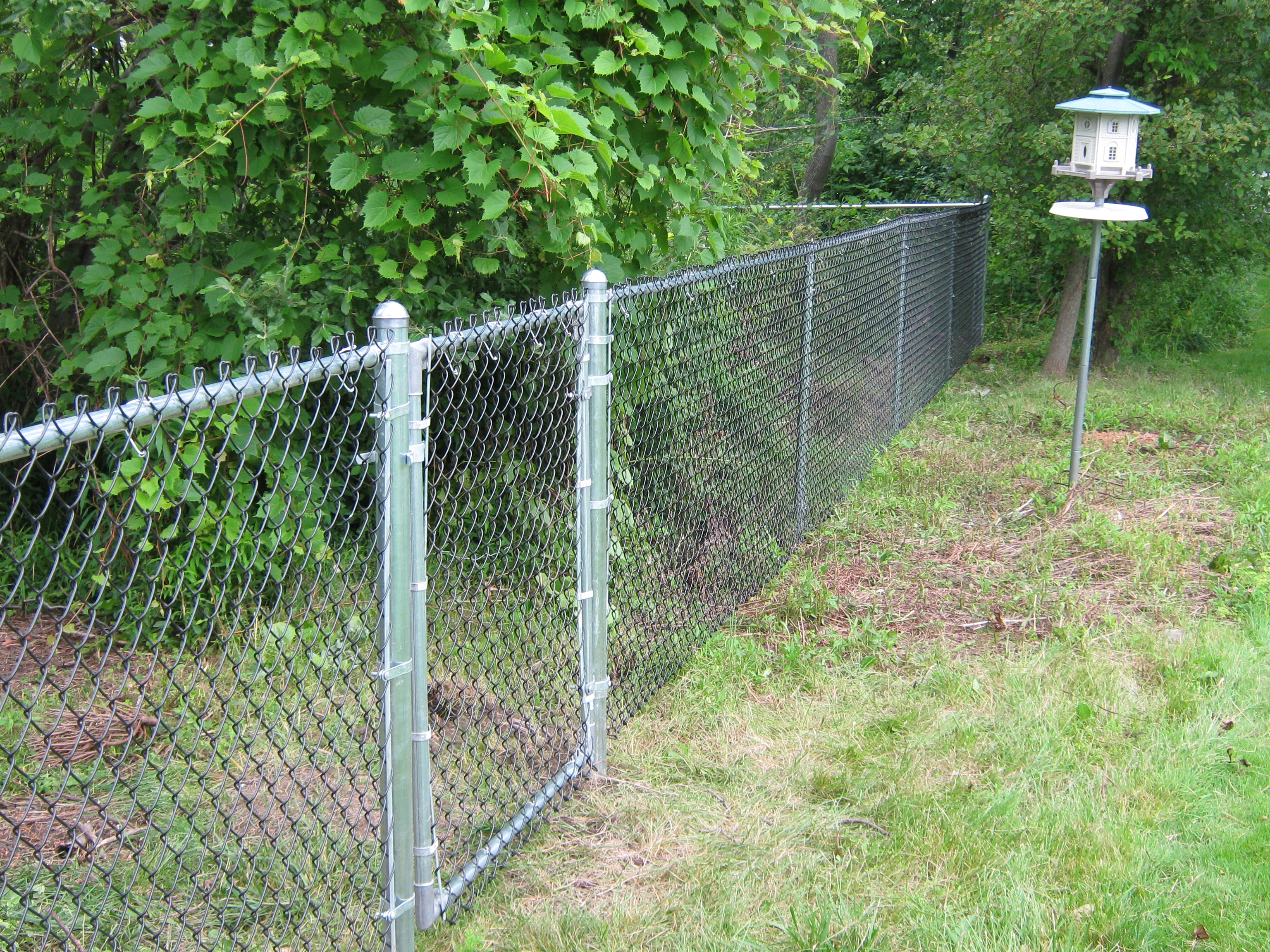 Chain Link Sadler Fence And Staining Llc