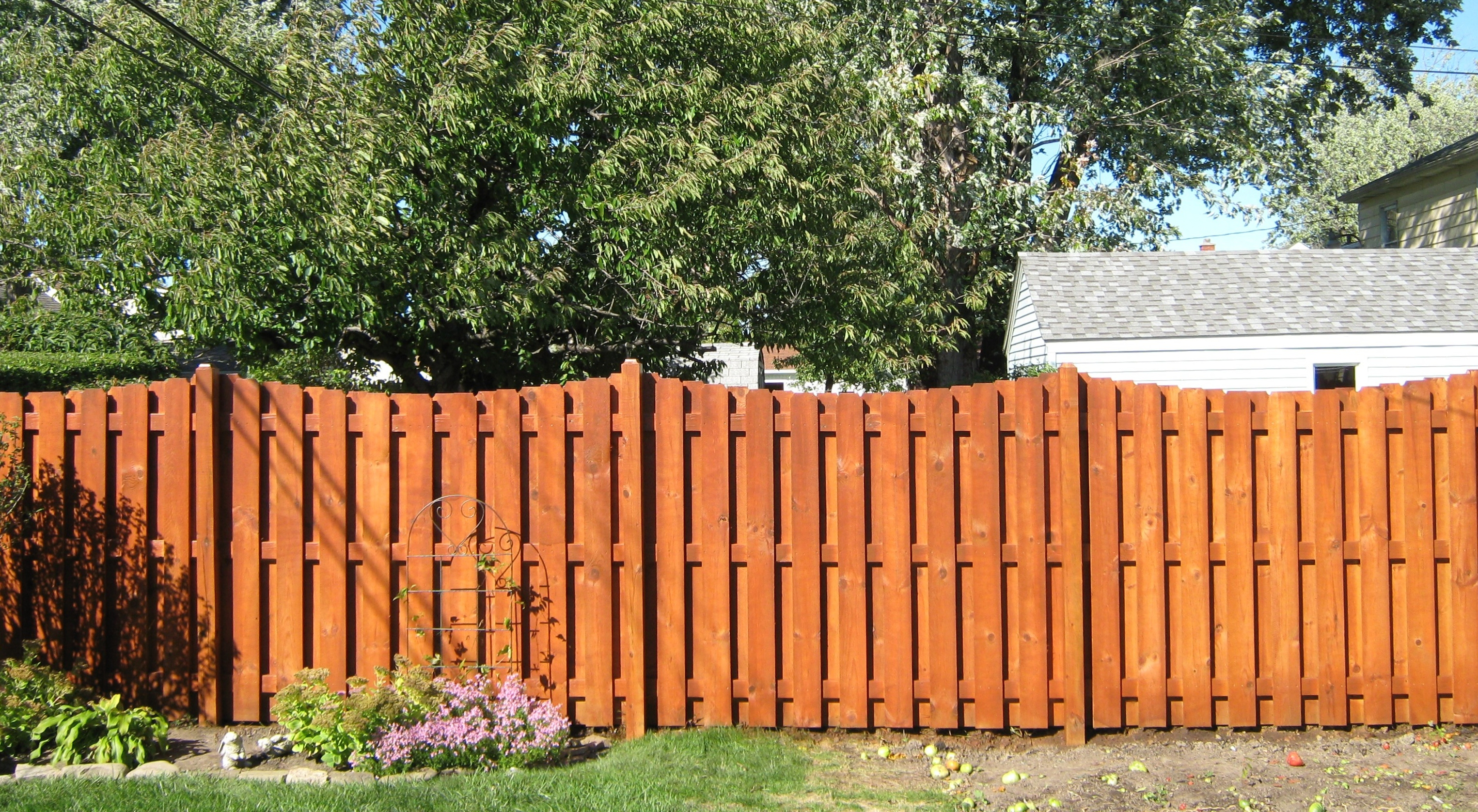 Fence Staining Sadler Fence And Staining Llc