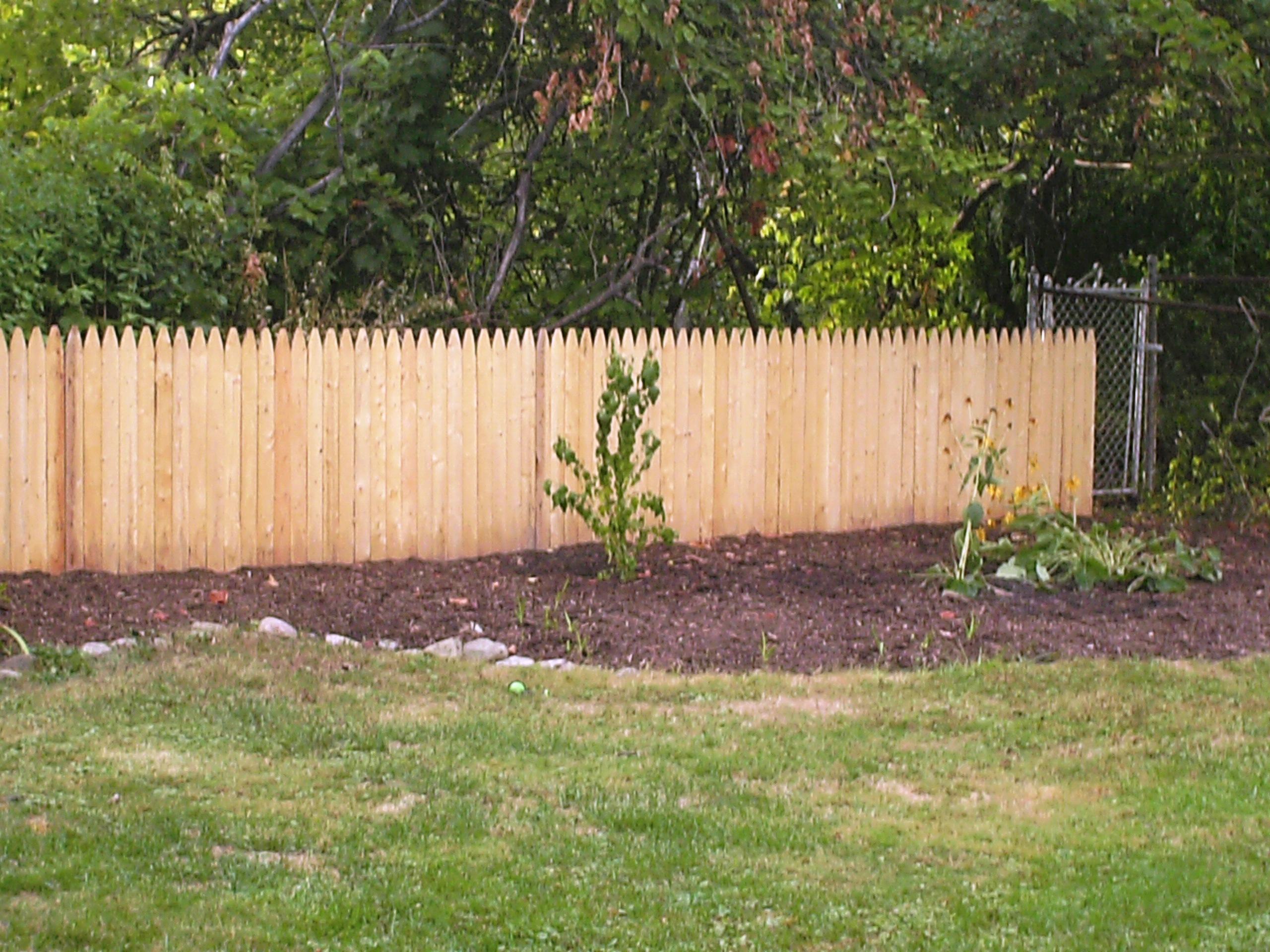 Spruce Sadler Fence And Staining Llc